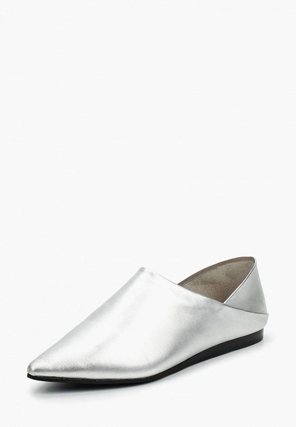 Купить Туфли Bronx, BR336AWAGII3, серебряный, Весна-лето 2018