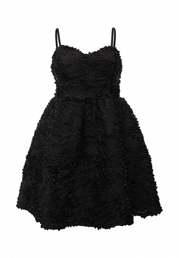 Фото - Платье Brigitte Bardot Brigitte Bardot BR831EWJLH30 bardot neckline scallop hem dress