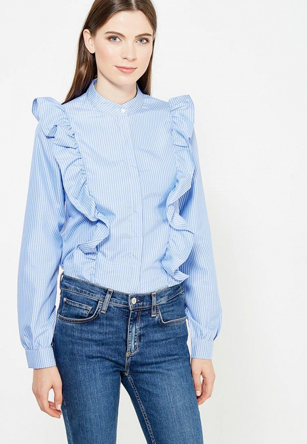 Блуза Brigitte Bardot Brigitte Bardot BR831EWUVY47 цены онлайн