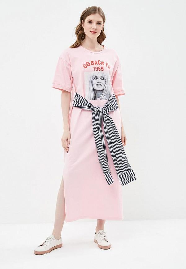 Платье Brigitte Bardot Brigitte Bardot BR831EWZZI14 цены онлайн