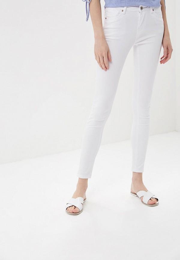 Купить Джинсы B.Style, BS002EWBFPJ3, белый, Весна-лето 2018