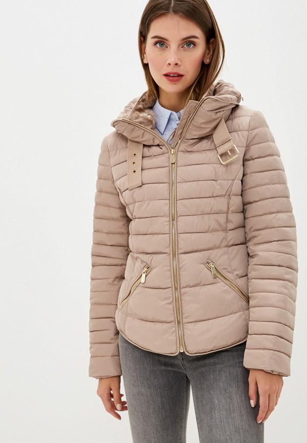женская куртка b.style, бежевая
