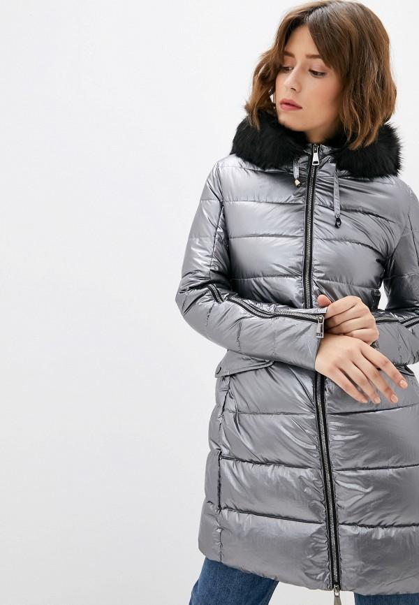 женская куртка b.style, серая