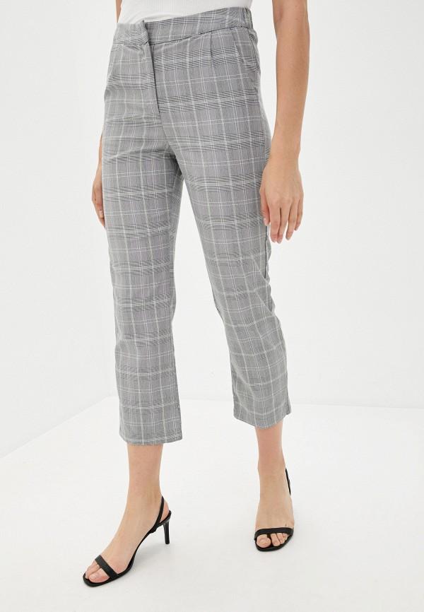 женские классические брюки b.style, синие