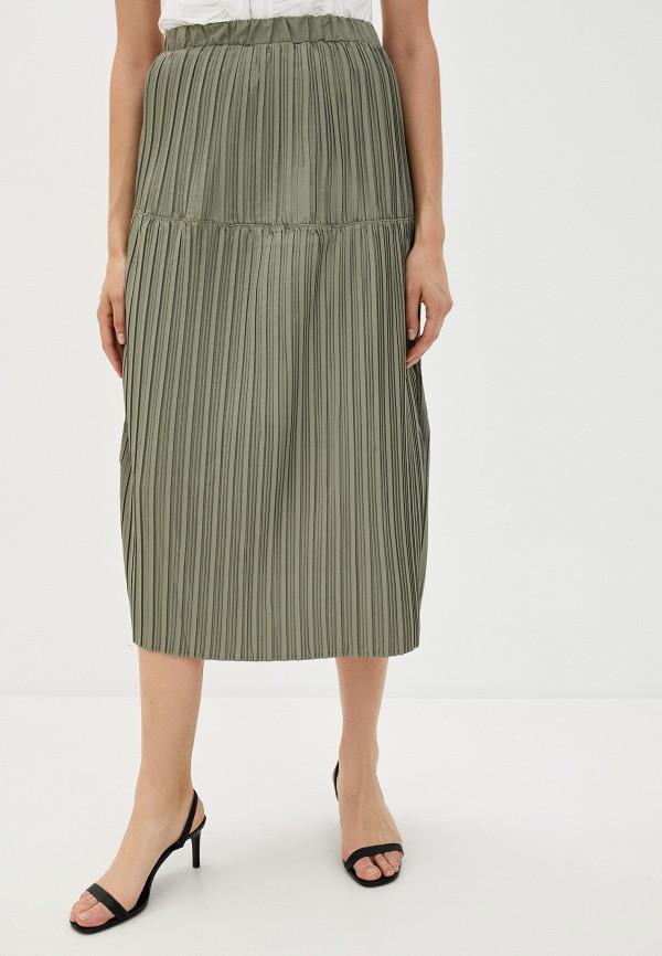 женская юбка b.style, хаки