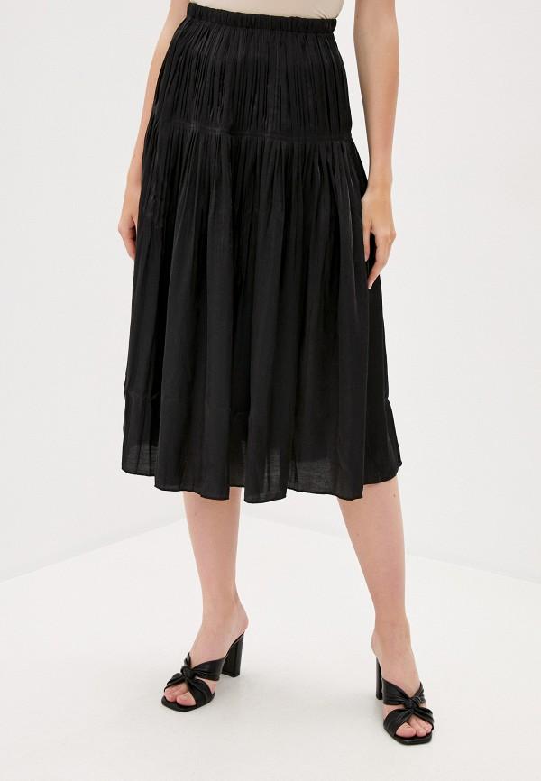 женская юбка b.style, черная
