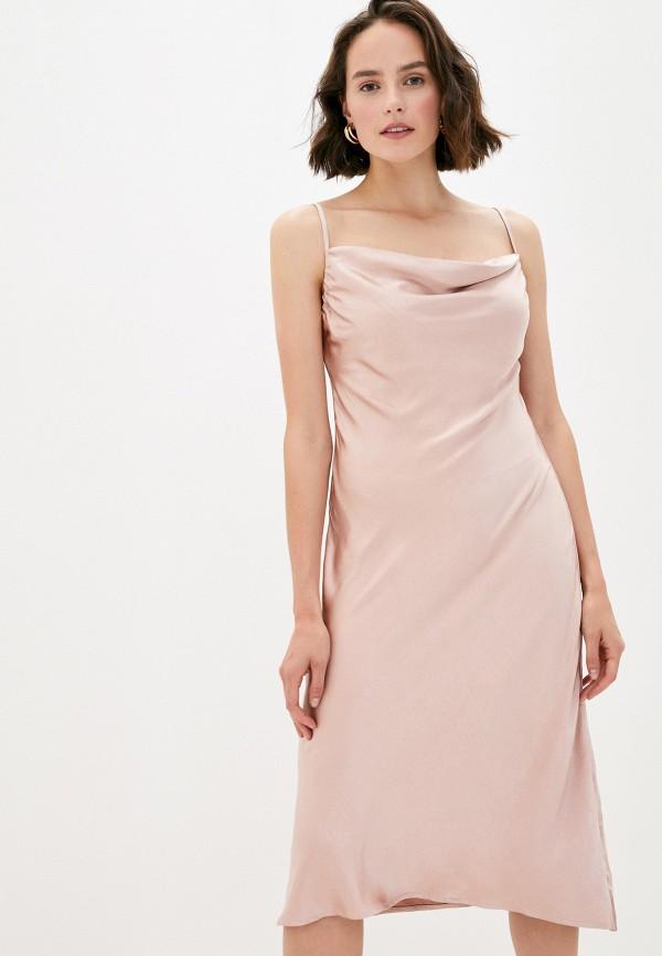 женское платье b.style, розовое