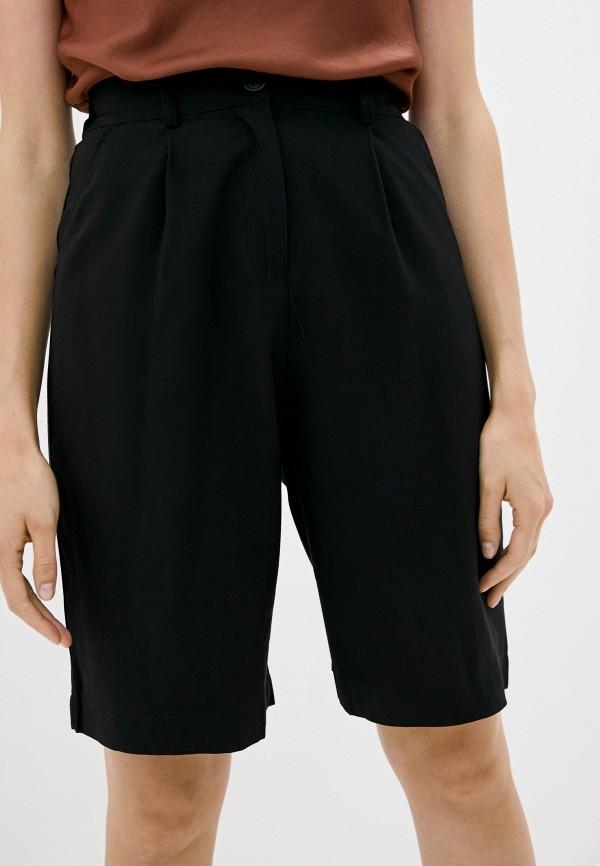 женские повседневные шорты b.style, черные