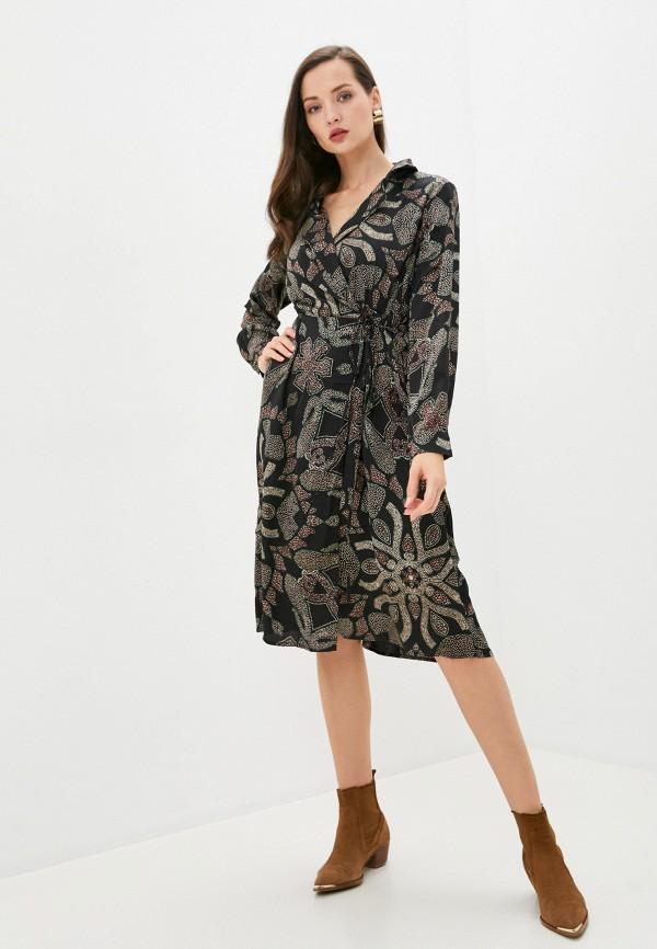 женское платье b.style, черное