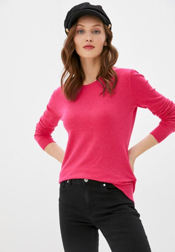 женский джемпер b.style, розовый