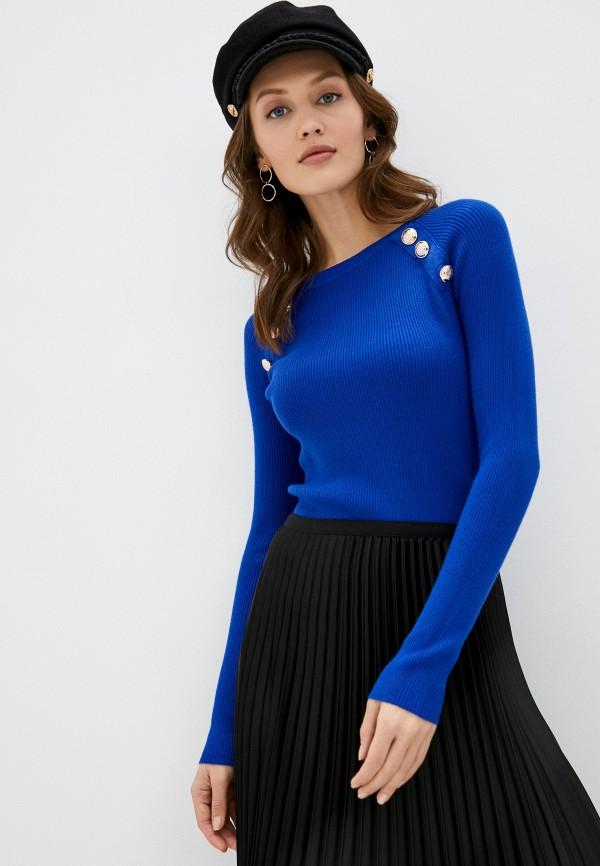 женский джемпер b.style, синий
