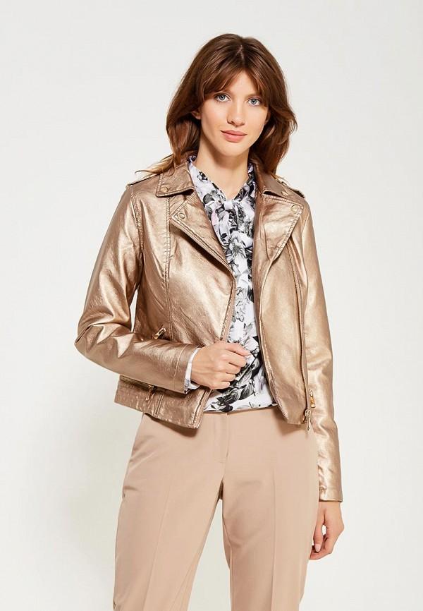 Куртка кожаная B.Style B.Style BS002EWWVU55