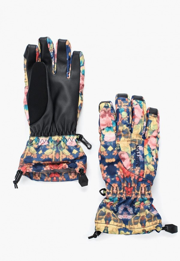 Перчатки горнолыжные Burton Burton BU007DWZEC01 burton крепления для сноуборда burton freestyle black matte l