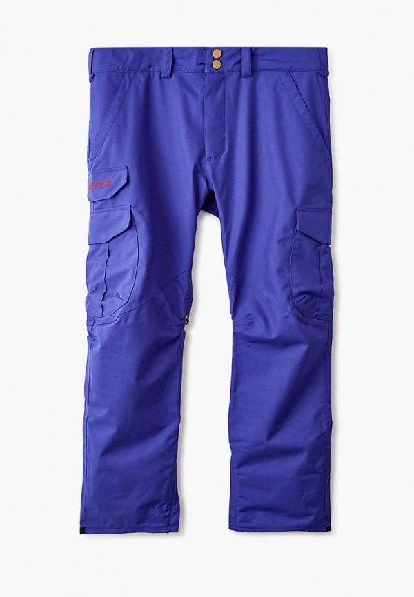 мужские брюки burton, синие