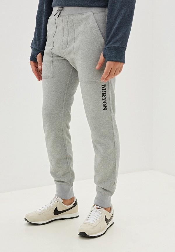 мужские спортивные брюки burton, серые