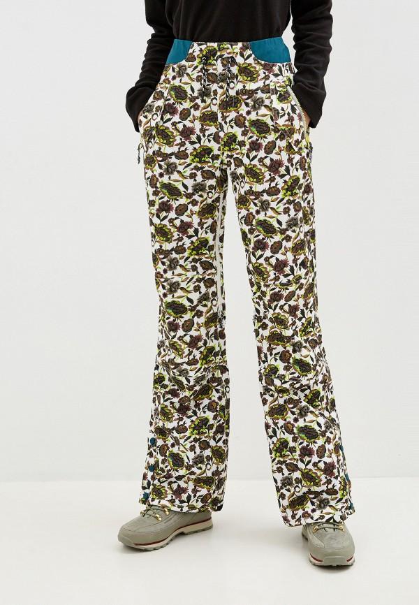 женские брюки burton, разноцветные