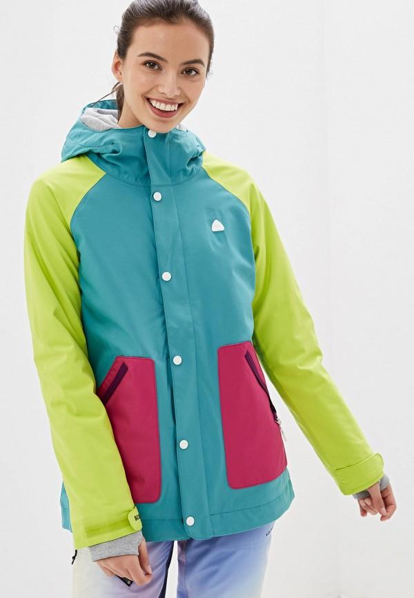 Куртка горнолыжная Burton Burton BU007EWHGDF8 цена