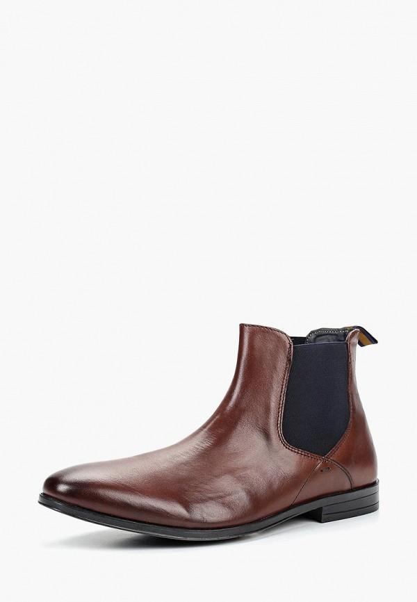 Купить Ботинки Burton Menswear London, BU014AMCOFY2, коричневый, Осень-зима 2018/2019