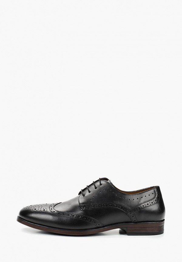 Туфли Burton Menswear London Burton Menswear London BU014AMESHB2 burton emerald 2015 2016 38 usa 7 black multi