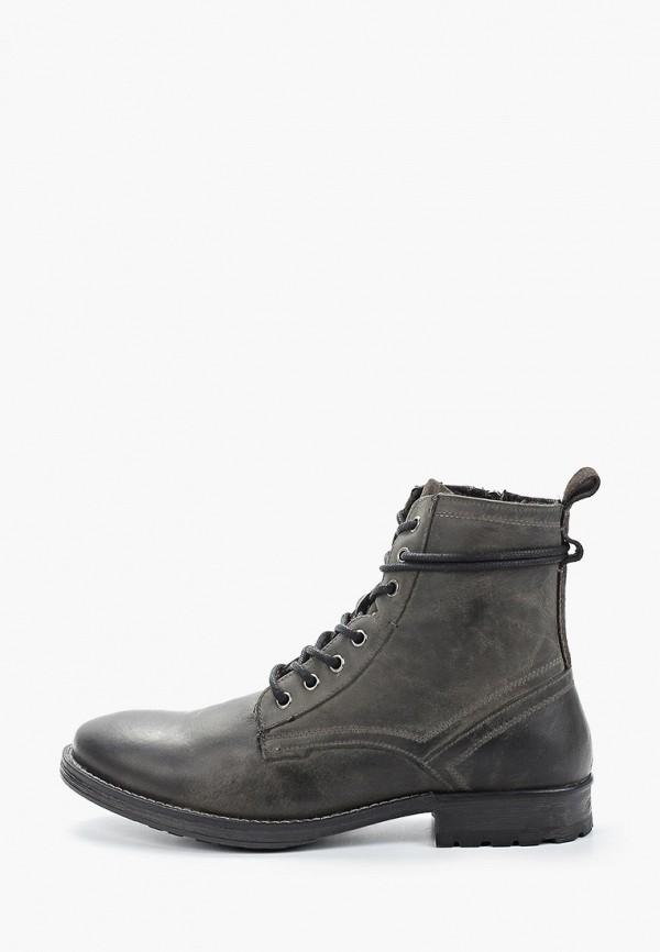 мужские ботинки burton menswear london, серые