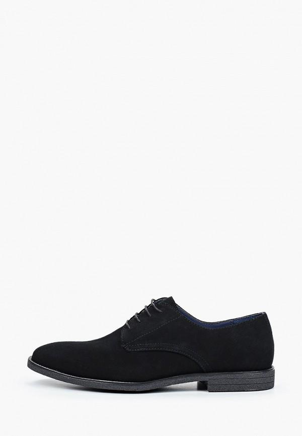 мужские туфли burton menswear london, черные