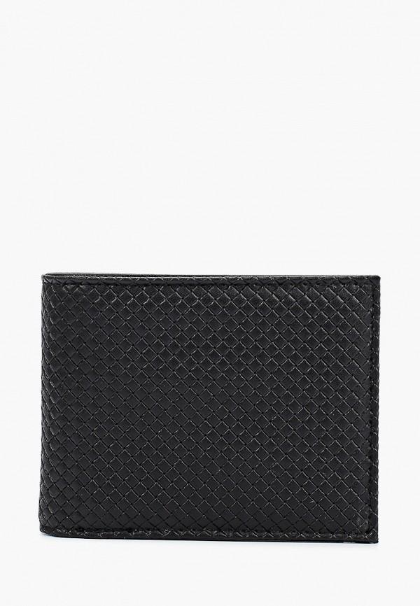 мужское портмоне burton menswear london, черное