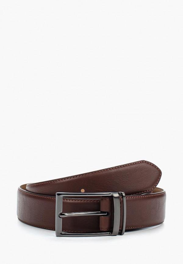 Фото - Ремень Burton Menswear London коричневого цвета