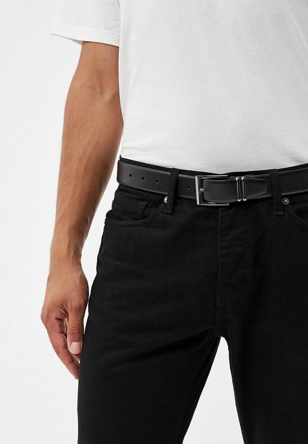 Фото 3 - Ремень Burton Menswear London черного цвета