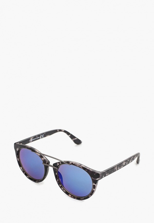 мужские солнцезащитные очки burton menswear london, серые