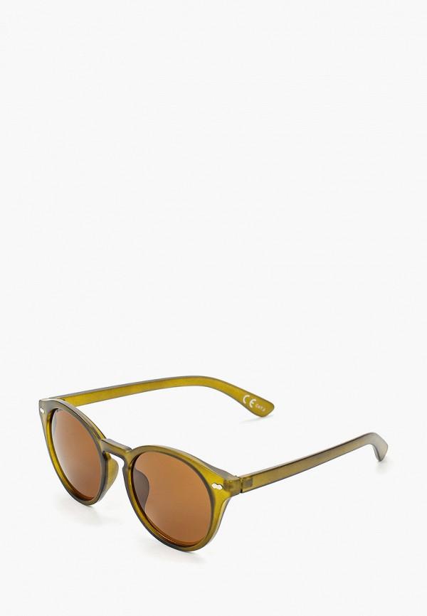 мужские солнцезащитные очки burton menswear london, зеленые