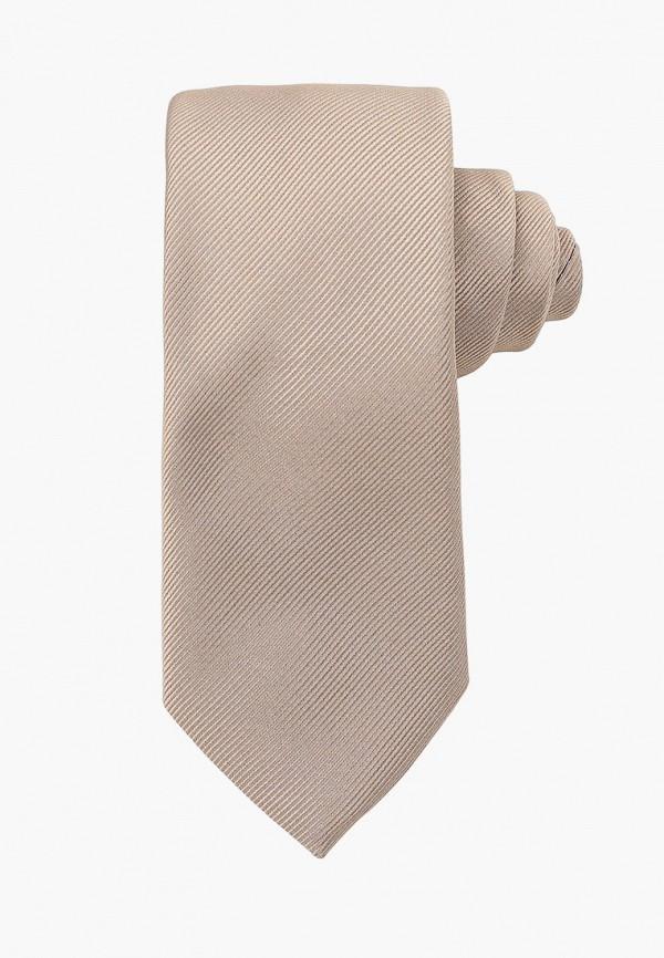 мужские галстуки и бабочки burton menswear london, бежевые