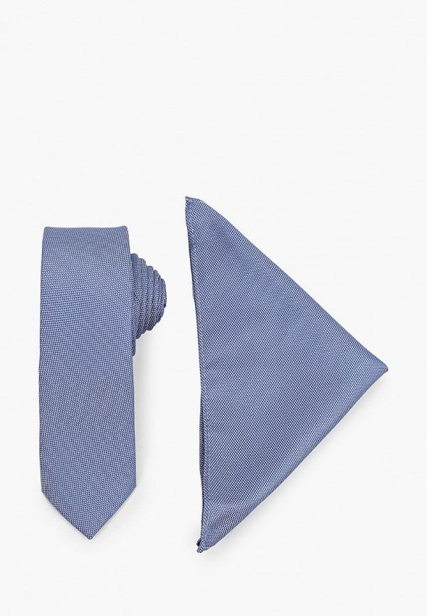 мужские галстуки и бабочки burton menswear london, синие