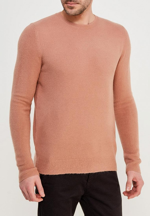 Купить Джемпер Burton Menswear London, BU014EMAHYR3, коричневый, Весна-лето 2018