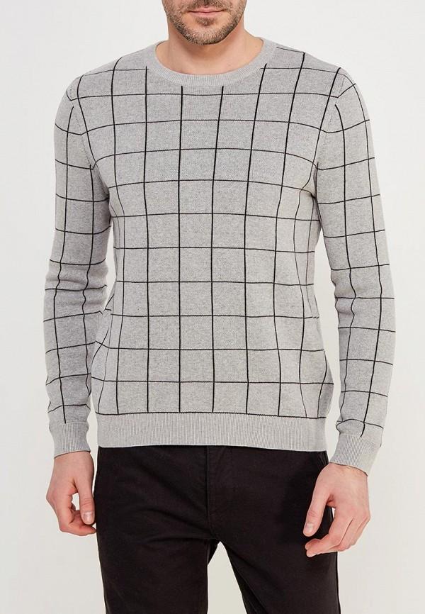 Купить Джемпер Burton Menswear London, bu014emahyr8, серый, Весна-лето 2018