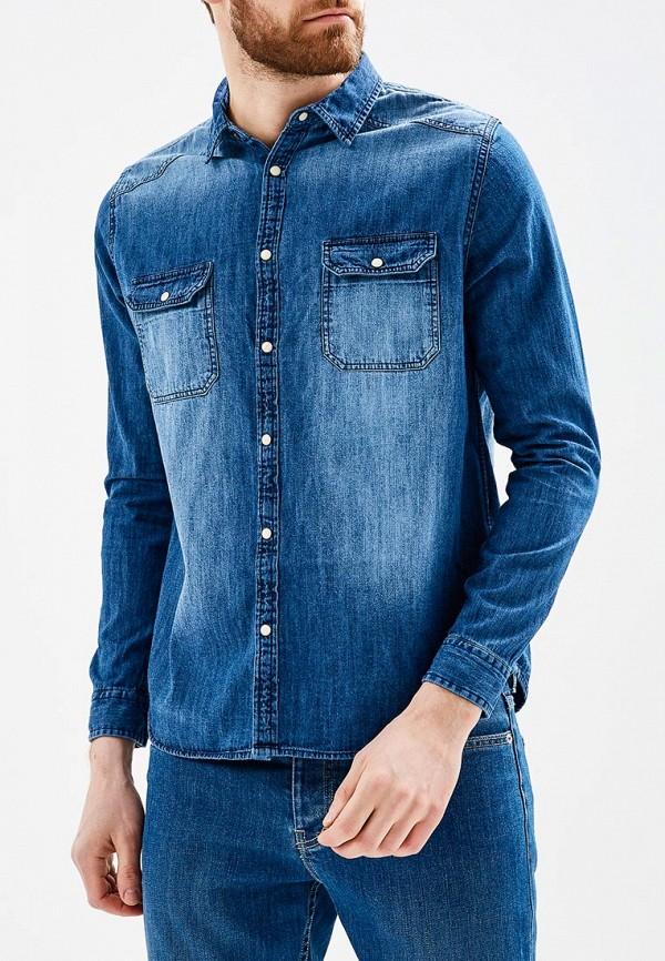 цена на Рубашка джинсовая Burton Menswear London Burton Menswear London BU014EMAWHV9