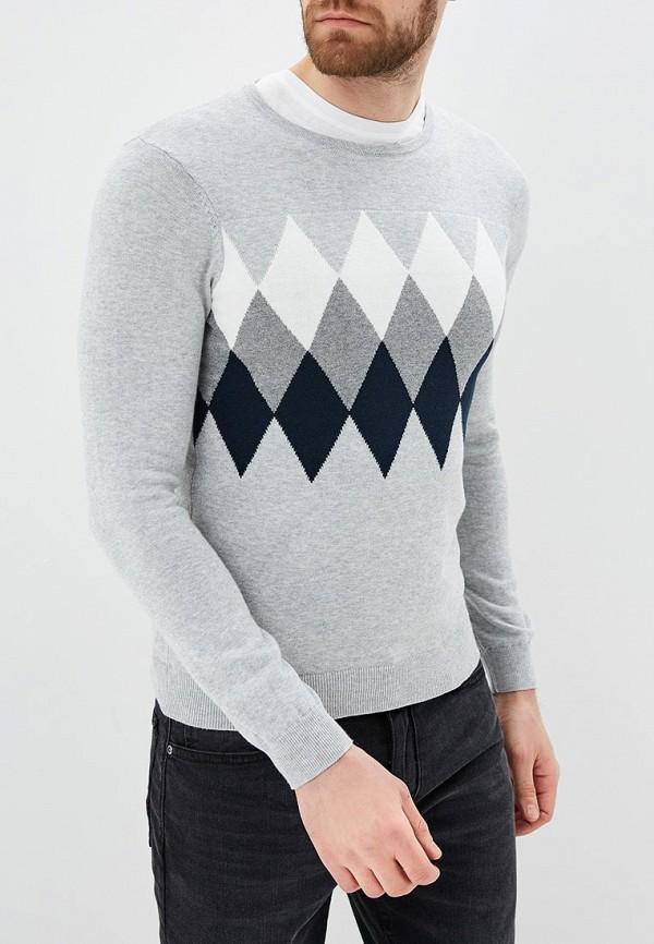 Купить Джемпер Burton Menswear London, bu014emawhw9, серый, Весна-лето 2018