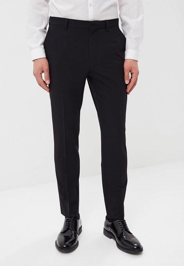 Купить Брюки Burton Menswear London, bu014embadx1, черный, Весна-лето 2018