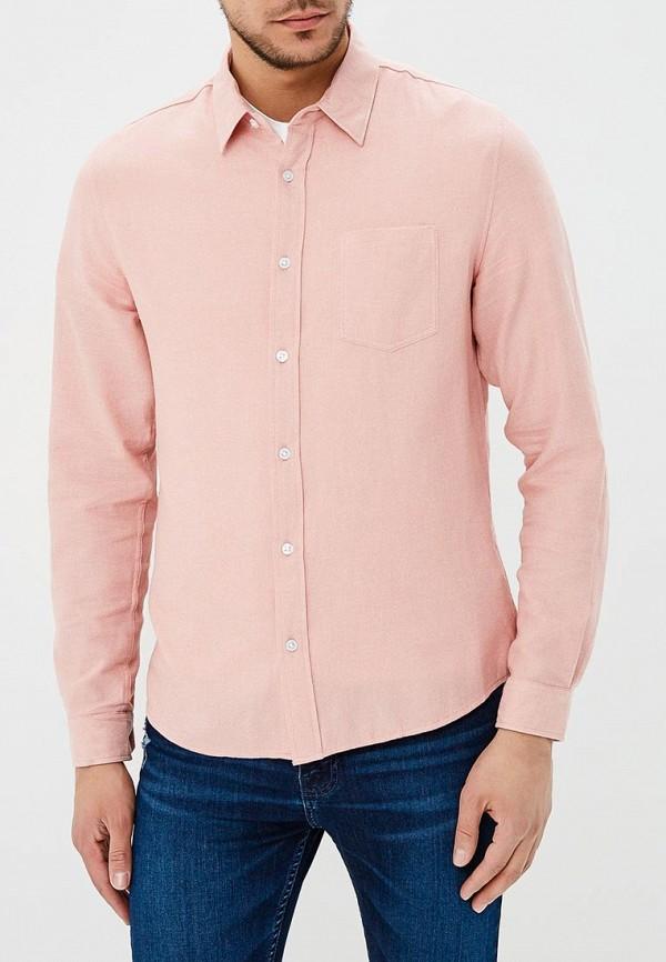 Купить Рубашка Burton Menswear London, bu014embadz3, розовый, Весна-лето 2018
