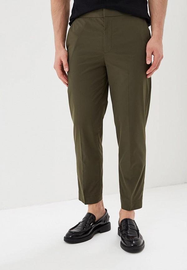 Купить Брюки Burton Menswear London, bu014embjcj4, зеленый, Весна-лето 2018