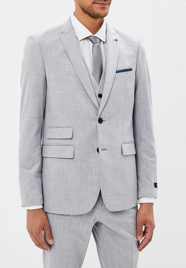 Купить Пиджак Burton Menswear London, BU014EMBONC1, серый, Весна-лето 2018