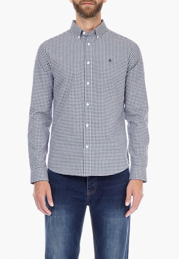 мужская рубашка burton menswear london, синяя