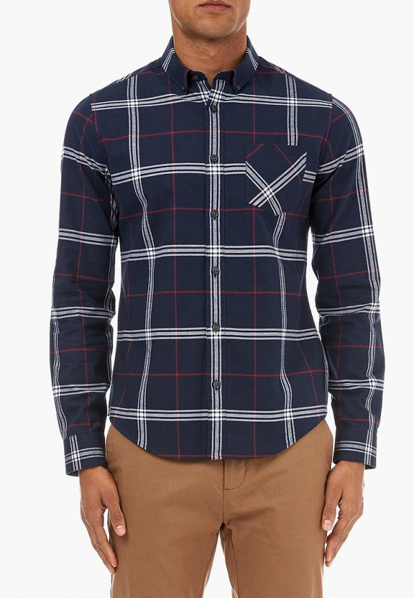 Рубашка Burton Menswear London Burton Menswear London BU014EMCMMZ0 джинсы burton menswear london burton menswear london bu014emwsm73