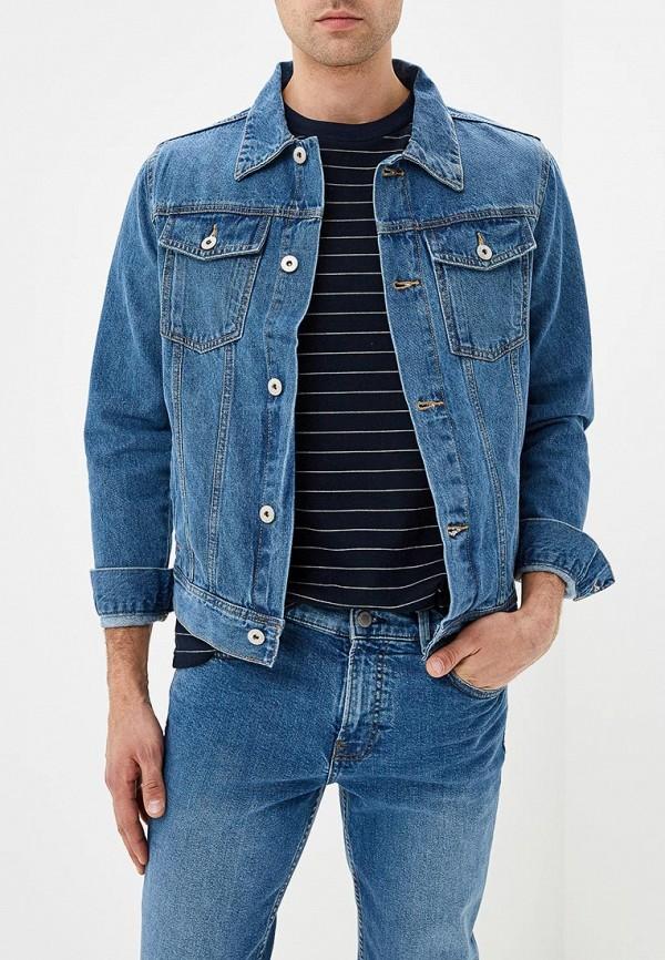 Куртка джинсовая Burton Menswear London Burton Menswear London BU014EMCSGY2 джинсы burton menswear london burton menswear london bu014emwsm73