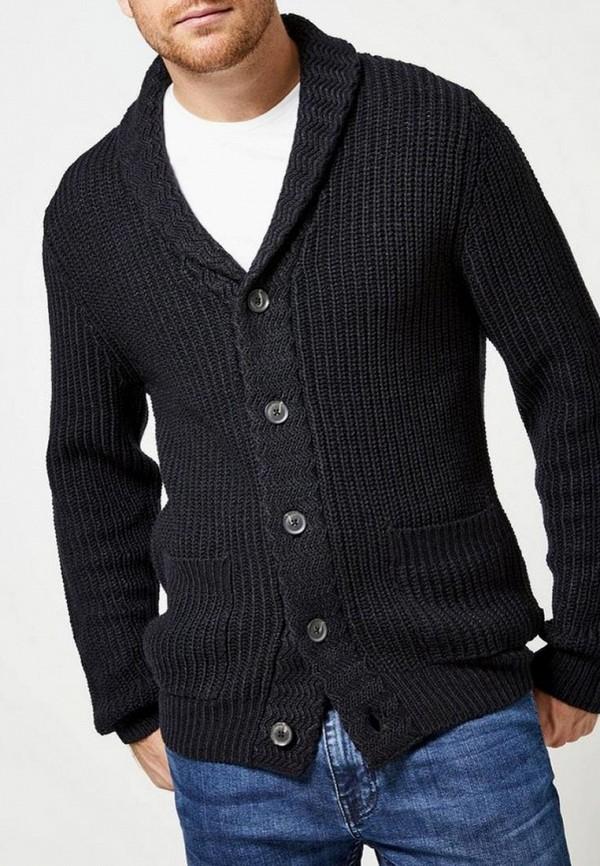 Кардиган Burton Menswear London Burton Menswear London BU014EMDFJK4 miu miu черный шерстяной кардиган