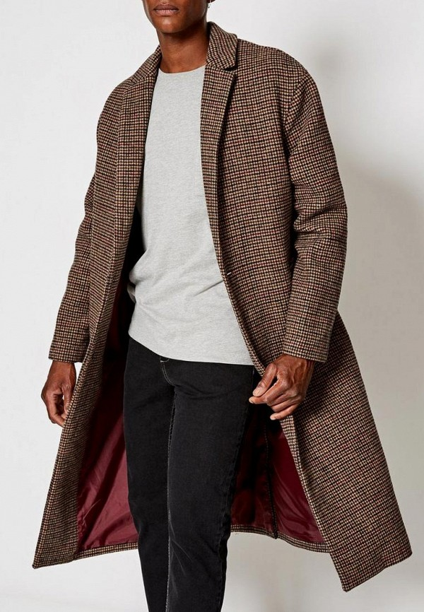 Пальто Burton Menswear London Burton Menswear London BU014EMDICC7 moyou london плитка для стемпинга zodiac 14