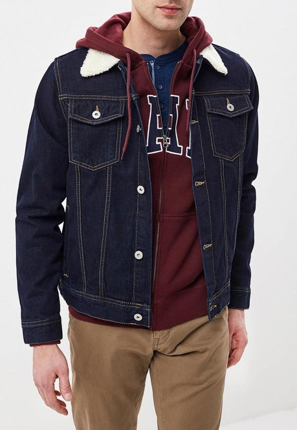 Куртка джинсовая Burton Menswear London Burton Menswear London BU014EMDQZQ8 джинсы burton menswear london burton menswear london bu014emwsm73
