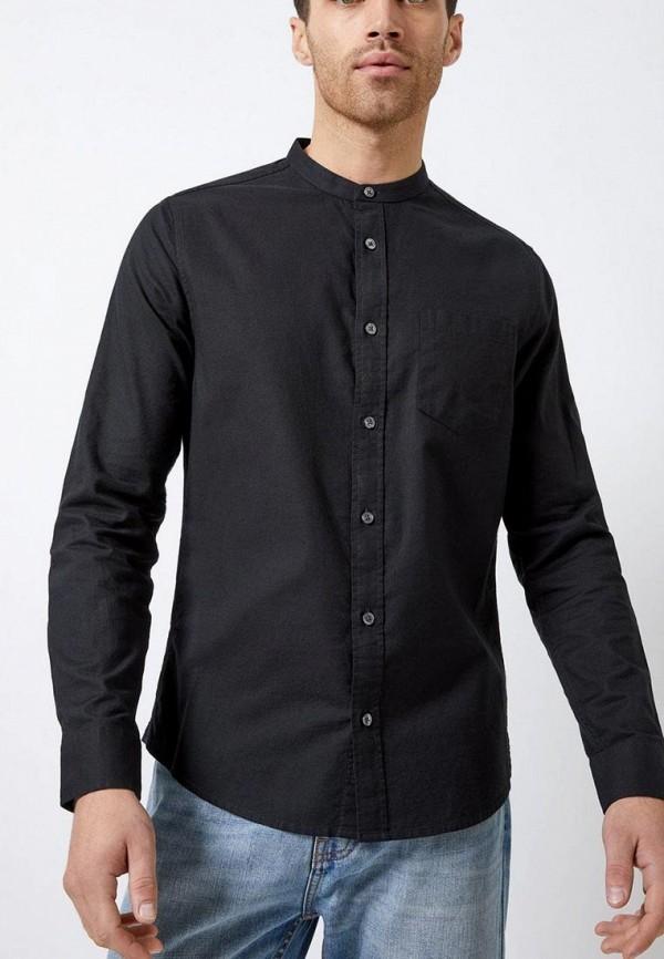 Фото - мужскую рубашку Burton Menswear London черного цвета