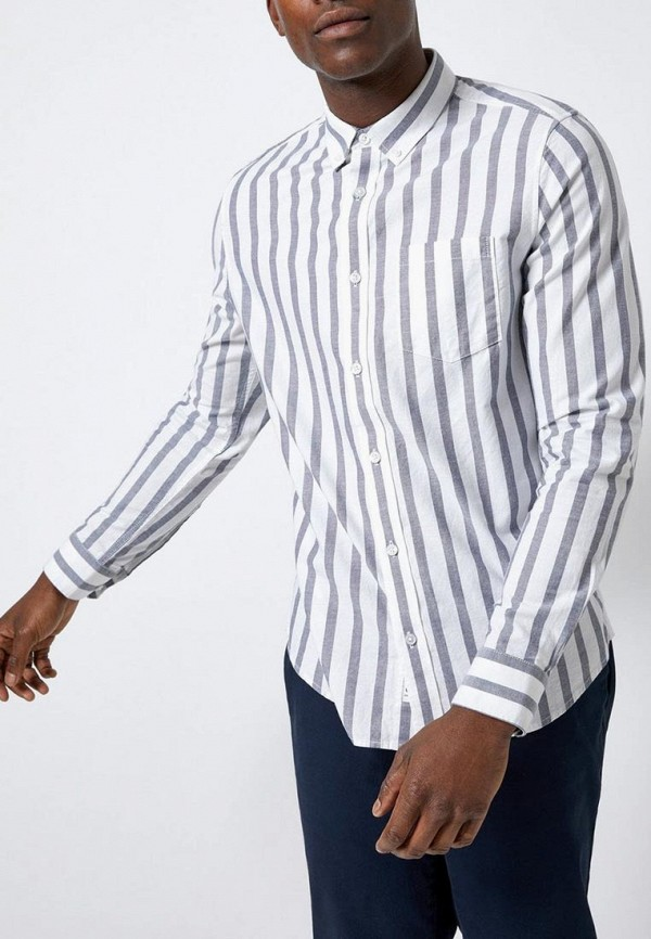 Рубашка Burton Menswear London Burton Menswear London BU014EMECGV5 джинсы burton menswear london burton menswear london bu014emwsm73