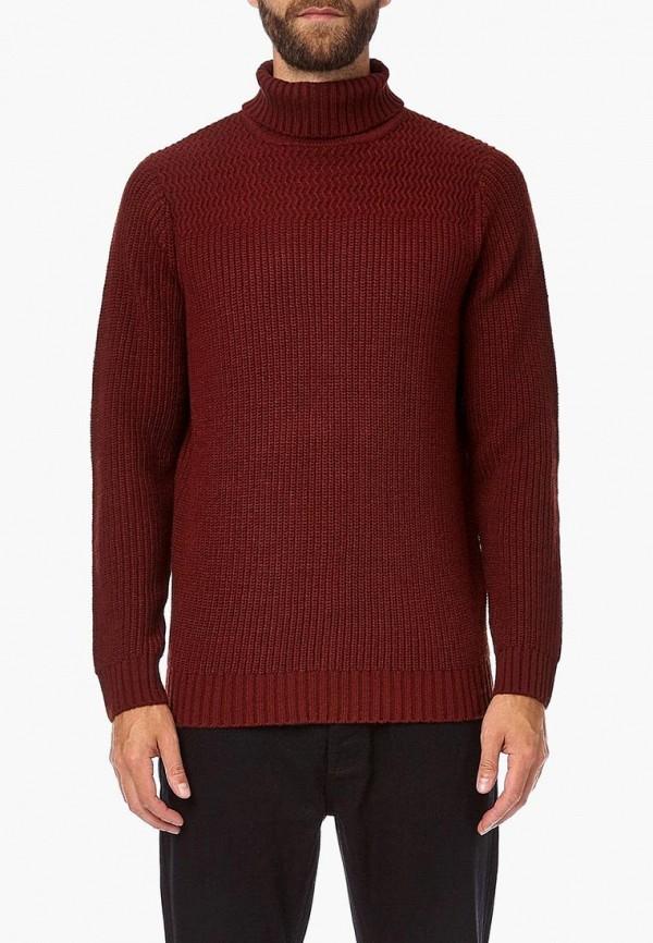 мужской свитер burton menswear london, бордовый