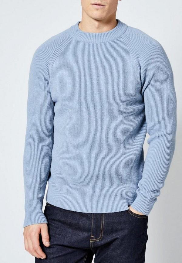 мужской джемпер burton menswear london, голубой